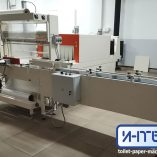 packaging machine for rolls
