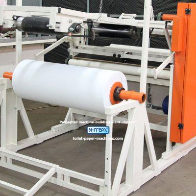 оборудование для перемотки рулонных материалов 2